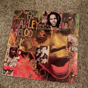 Vinyl Album by Ziggy Marley and the Melody Makers